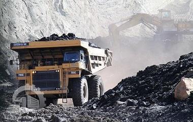 حمل بار در معدن