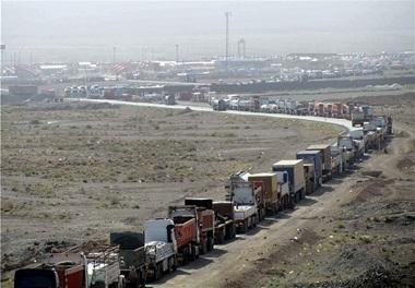 باربری مرز مهران