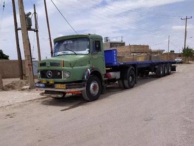 باربری شهرک صنعتی چرمشهر