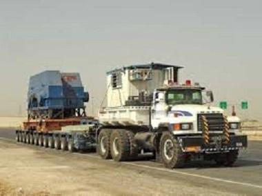 حمل و نقل فوق سنگین