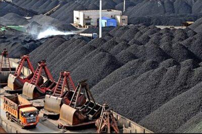 حمل بار معدن سنگ آهن چادرملو